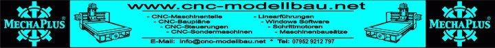 CNC Modellbau