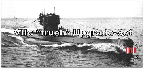 "Angebot-Set: VIIc ""früh"" Upgrade-Set Robbe U47"